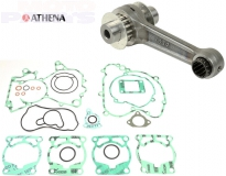 Connecting rod kit with complete gasket kit ATHENA, SX85 13-17, TC85 14-17