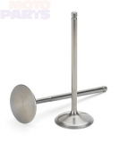 Exhaust valve CRF250 08-09, titanium, 1pc.