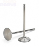 Exhaust valve YZ450F 14-18, titanium, 1pc.