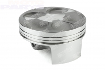 High compression piston Meteor YZF250 08-13, WRF250 01-14, size D, diam. 76.98mm